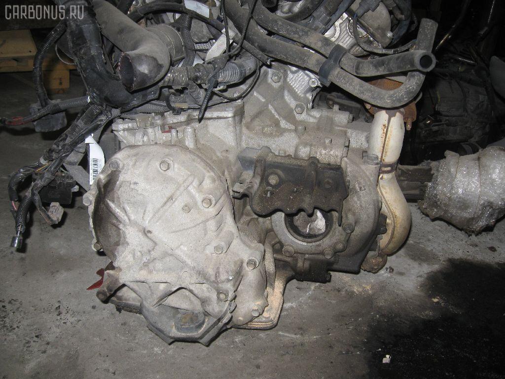 КПП автоматическая TOYOTA MARK II QUALIS MCV25W 2MZ-FE. Фото 3