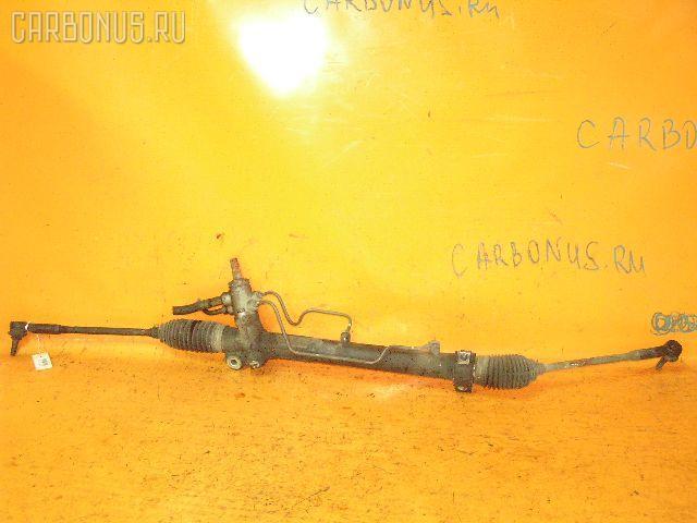 Рулевая рейка TOYOTA MARK II QUALIS MCV25W 2MZ-FE. Фото 2