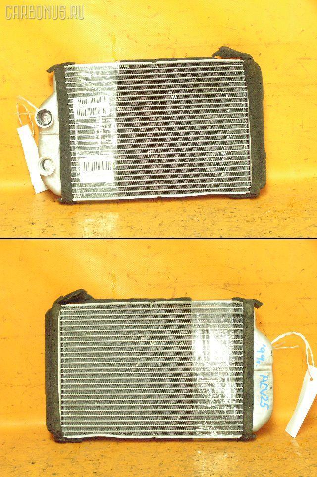 Радиатор печки TOYOTA MARK II QUALIS MCV25W 2MZ-FE. Фото 2