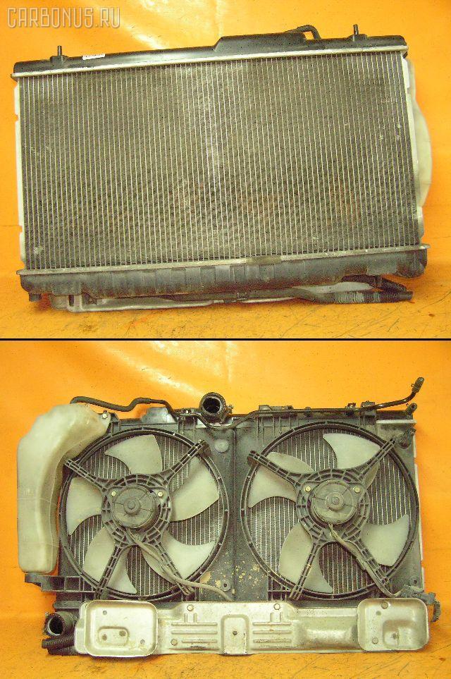 Радиатор ДВС SUBARU LEGACY WAGON BH5 EJ206-TT. Фото 1
