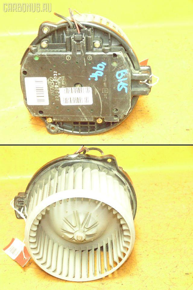Мотор печки SUBARU LEGACY WAGON BH5. Фото 5