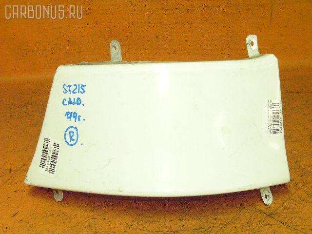 Планка задняя TOYOTA CALDINA ST215G. Фото 5