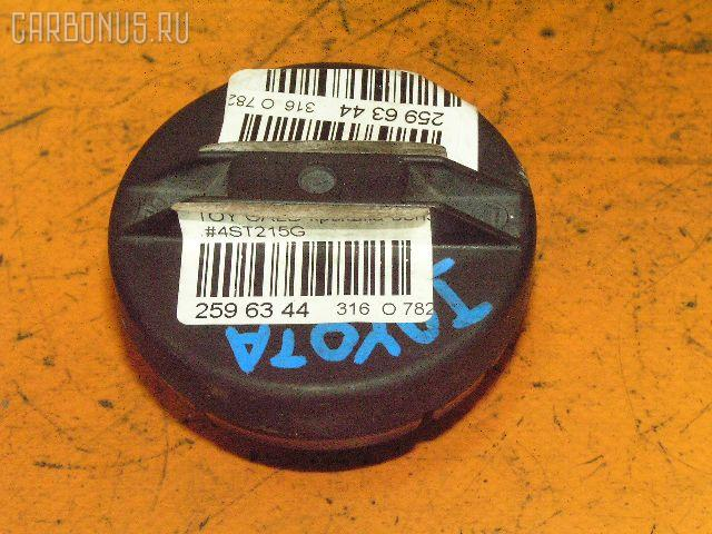 Крышка топливного бака TOYOTA PASSO KGC10. Фото 10