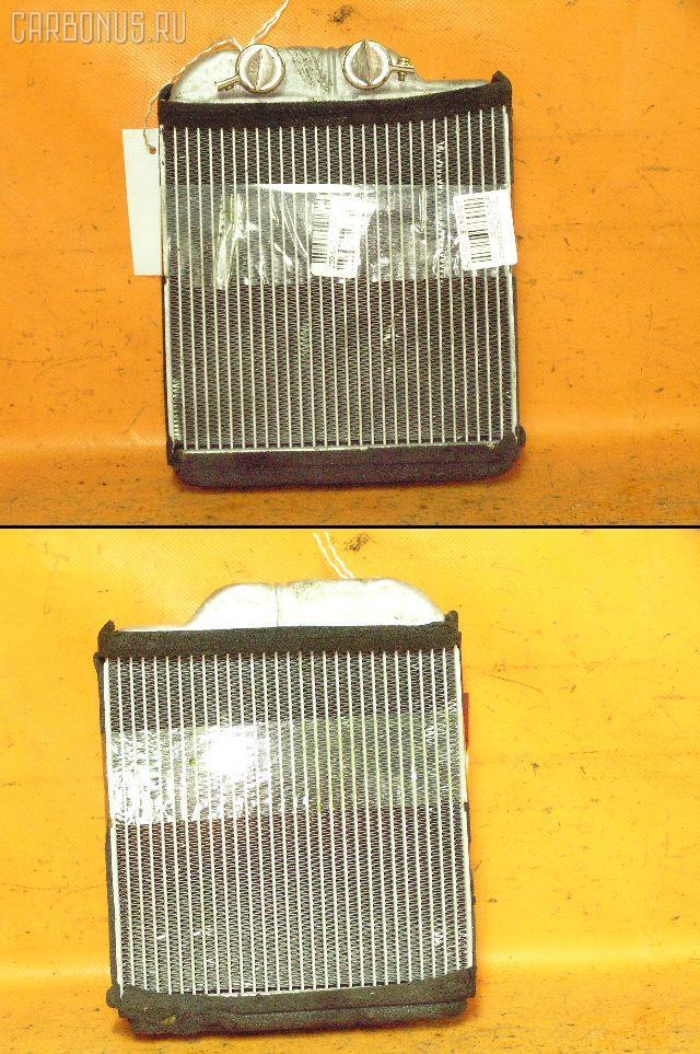 Радиатор печки TOYOTA CORONA PREMIO ST210 3S-FSE. Фото 2