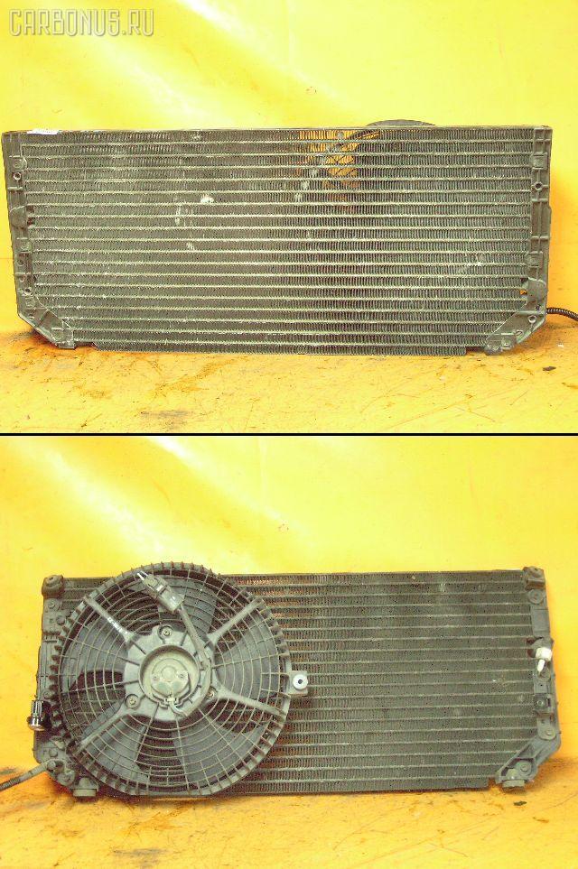 Радиатор кондиционера TOYOTA SPRINTER CARIB AE111G 4A-FE. Фото 8