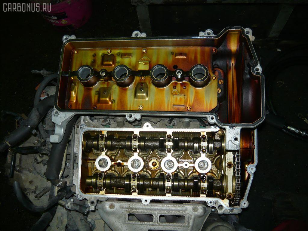 Двигатель TOYOTA FUNCARGO NCP21 1NZ-FE. Фото 8