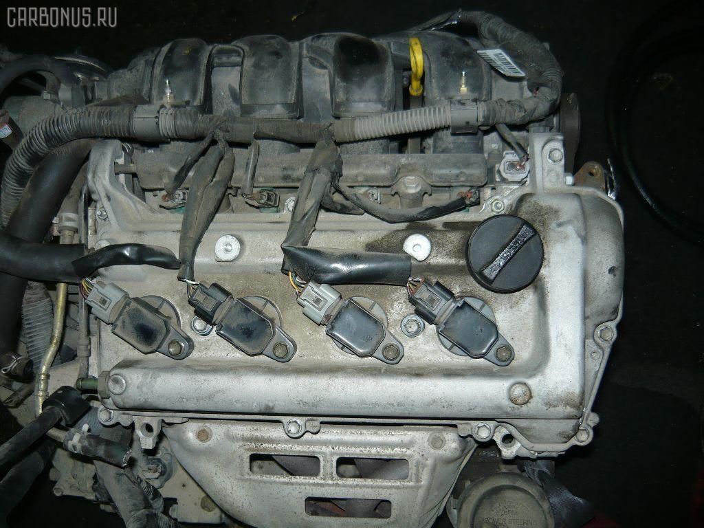Двигатель TOYOTA FUNCARGO NCP21 1NZ-FE. Фото 9