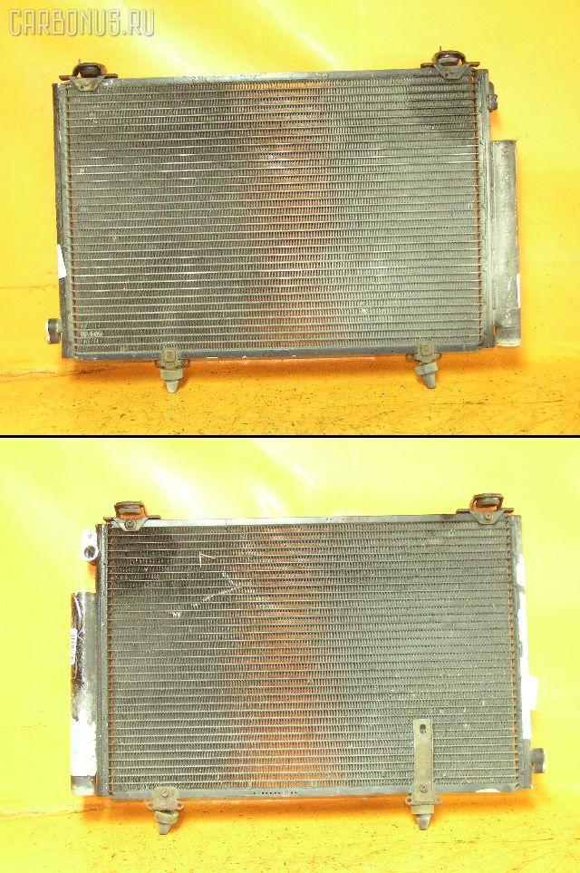 Радиатор кондиционера TOYOTA FUNCARGO NCP25 1NZ-FE. Фото 1