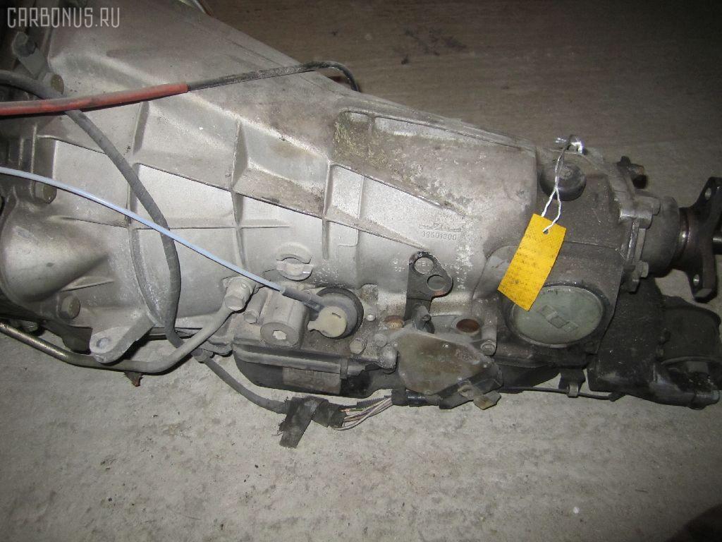КПП автоматическая MERCEDES-BENZ E-CLASS W210.037 111.970. Фото 4