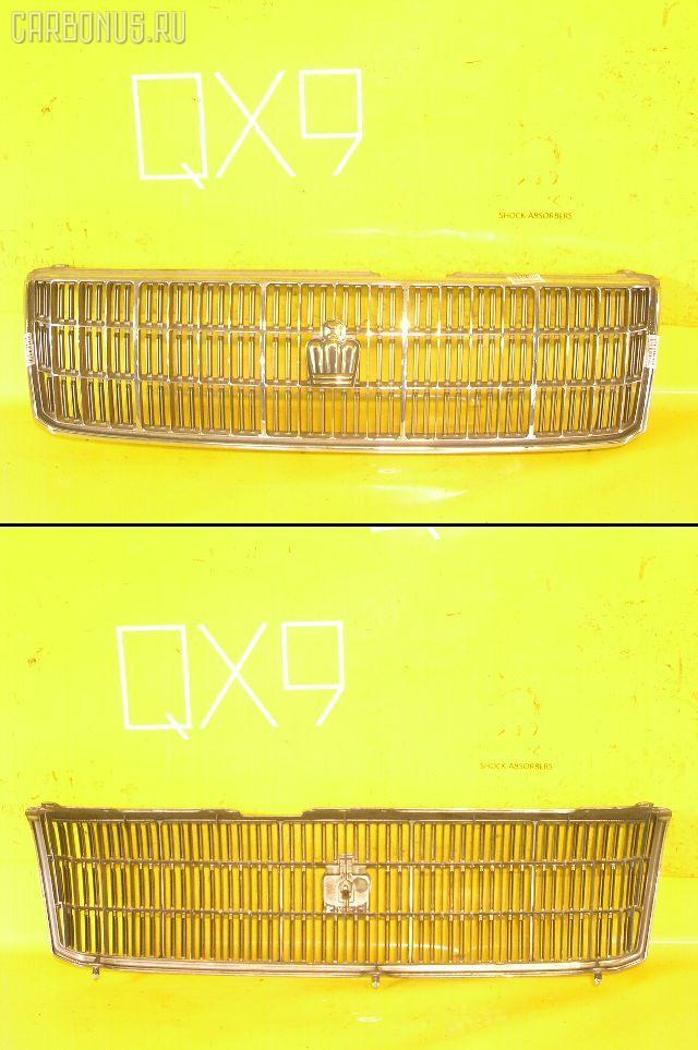 Решетка радиатора TOYOTA CROWN GS151. Фото 4