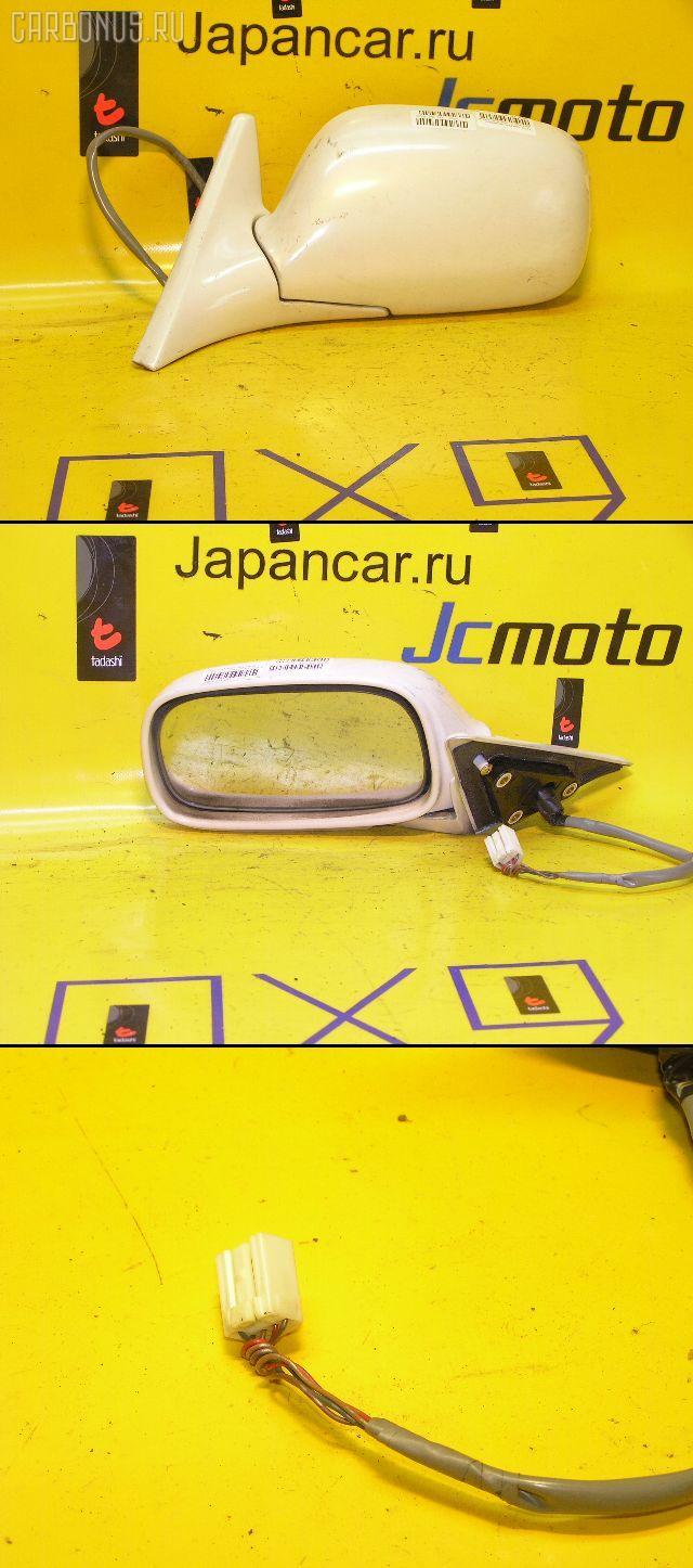 Зеркало двери боковой TOYOTA MARK II JZX100. Фото 8
