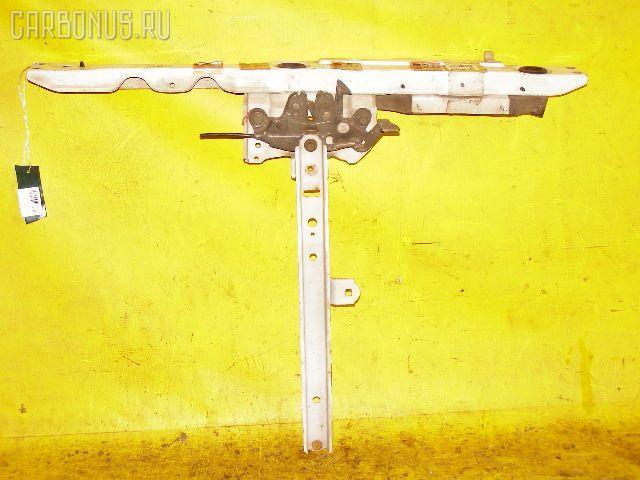 Планка телевизора NISSAN CUBE AZ10 CGA3DE. Фото 1