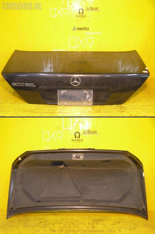 Крышка багажника MERCEDES-BENZ S-CLASS W140.057. Фото 1