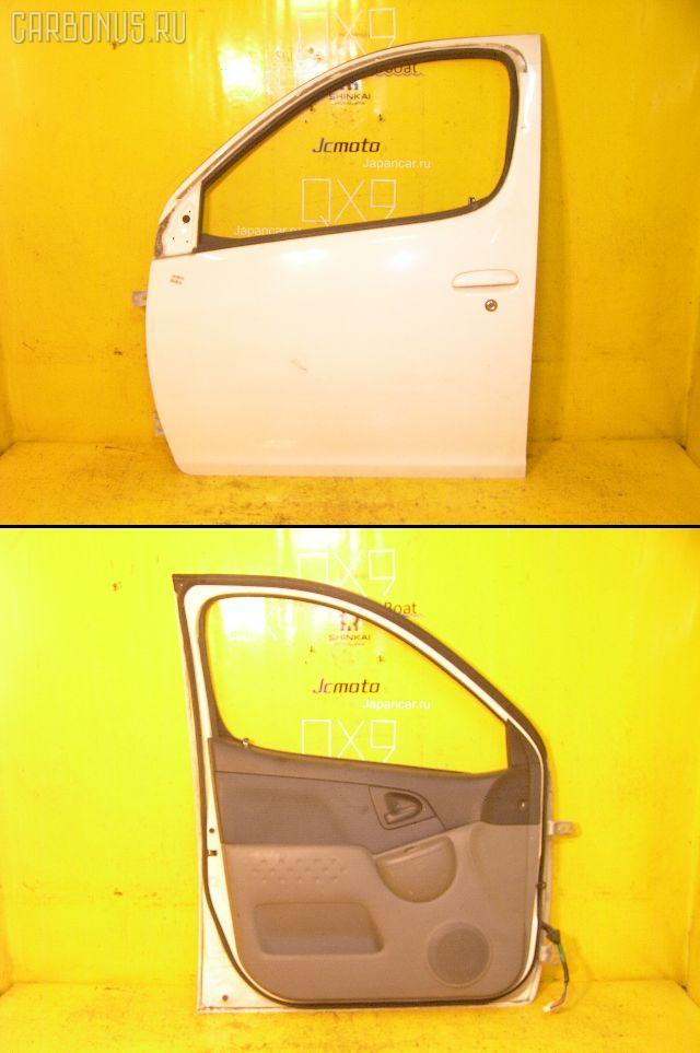 Дверь боковая TOYOTA FUNCARGO NCP20. Фото 11