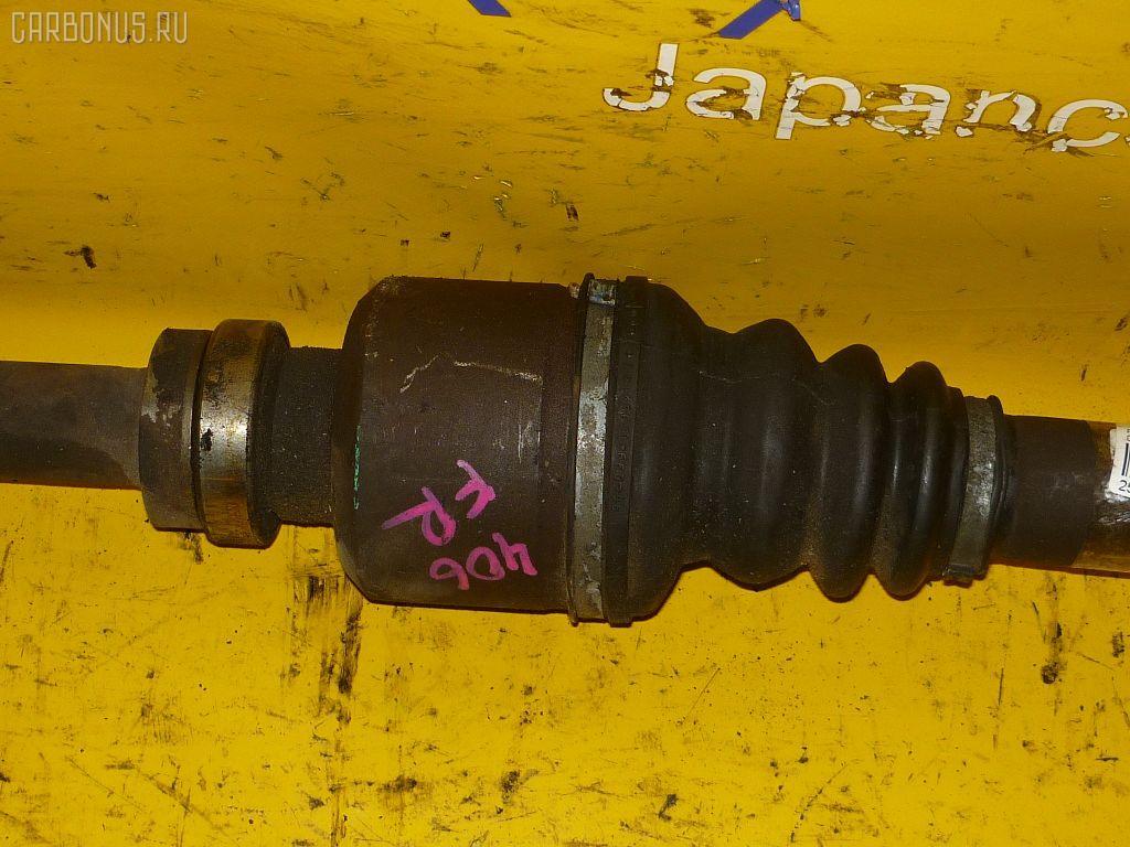Привод PEUGEOT 406 BREAK 8FRFV RFV-XU10J4R Фото 3