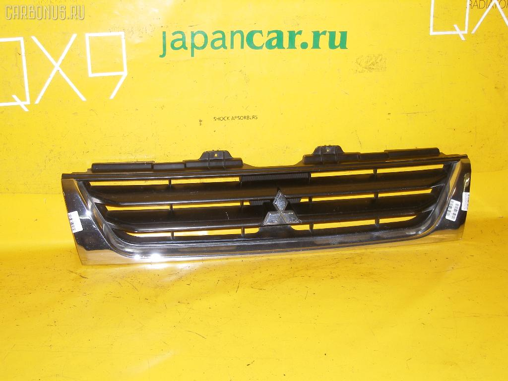 Решетка радиатора MITSUBISHI PAJERO MINI H58A. Фото 4