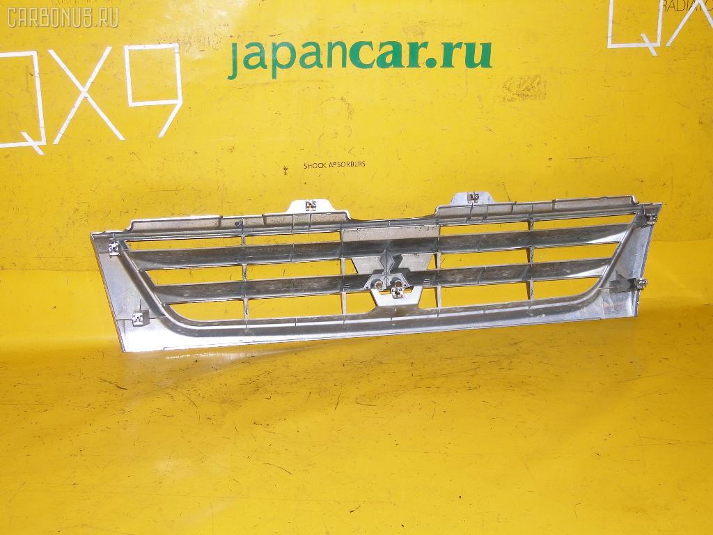 Решетка радиатора MITSUBISHI PAJERO MINI H58A. Фото 5