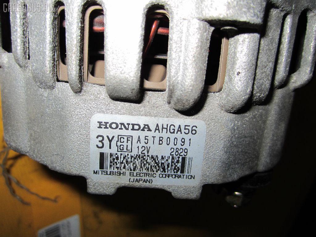 Генератор HONDA FIT GD1 L13A. Фото 8
