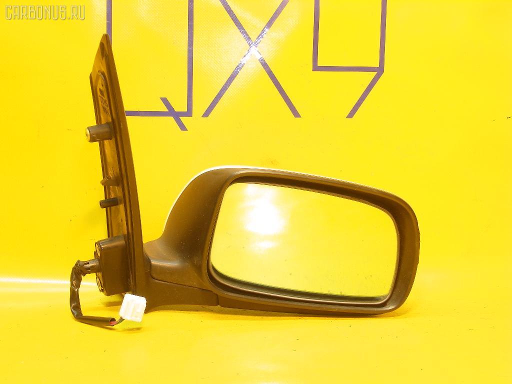Зеркало двери боковой TOYOTA WISH ZNE14G. Фото 4