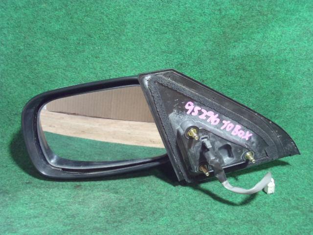 Зеркало двери боковой TOYOTA PROBOX NCP58G. Фото 6