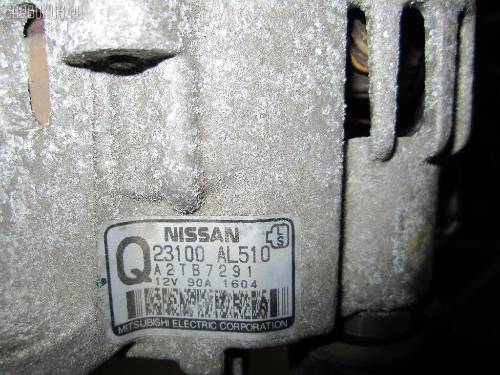 Генератор NISSAN SKYLINE V35 VQ25DD. Фото 9