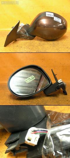 Зеркало двери боковой NISSAN MOCO MG22S Фото 5
