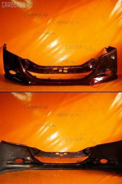 Бампер на Honda Odyssey RB1 71101-SLE-YZ00, Переднее расположение