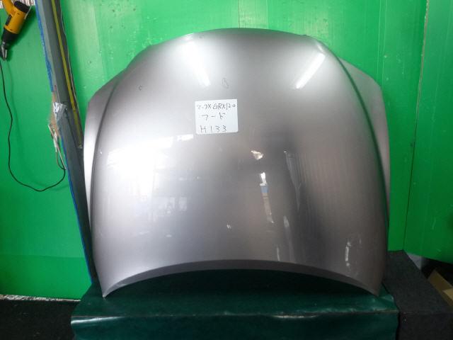 Капот TOYOTA MARK X GRX120. Фото 3