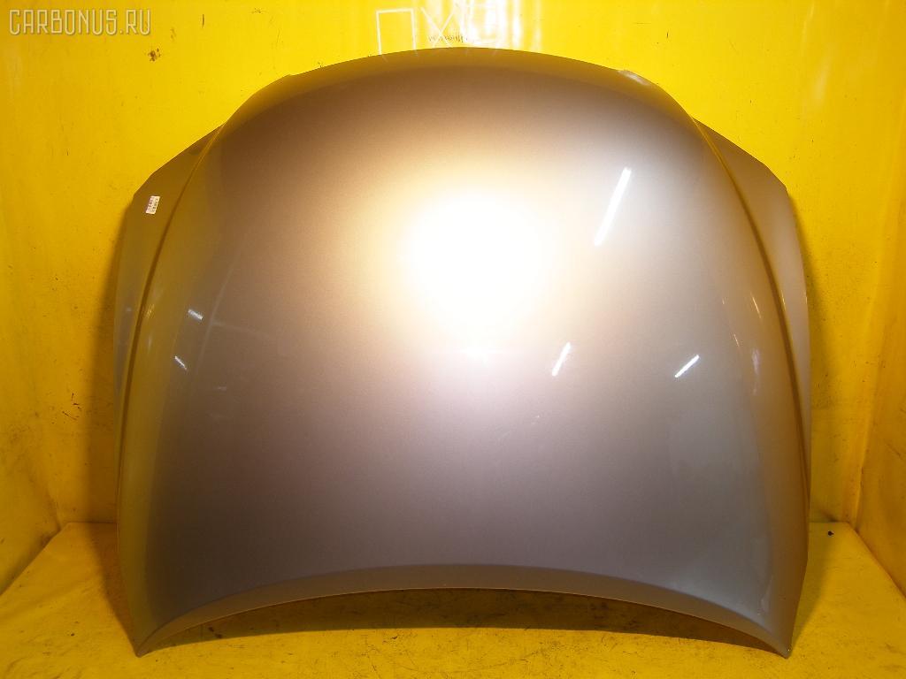 Капот TOYOTA MARK X GRX120. Фото 1