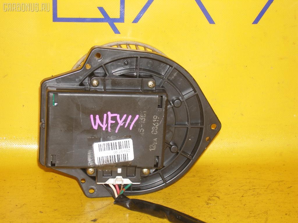 Мотор печки NISSAN WINGROAD WFY11. Фото 5