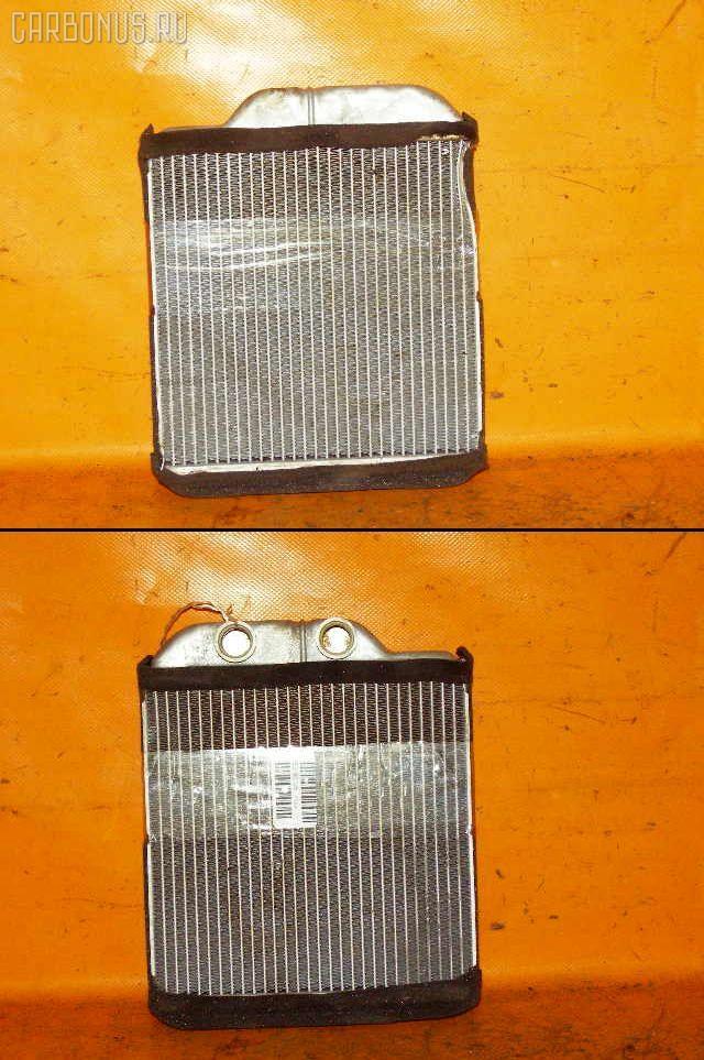 Радиатор печки TOYOTA CORONA PREMIO ST215 3S-FE. Фото 3