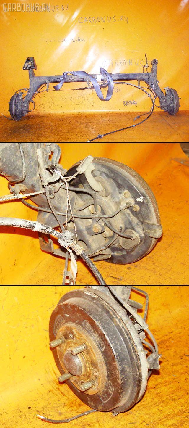 Балка подвески MAZDA DEMIO DW5W B5. Фото 1