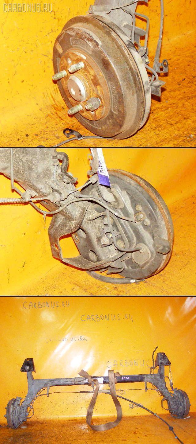 Балка подвески MAZDA DEMIO DW5W B5. Фото 2