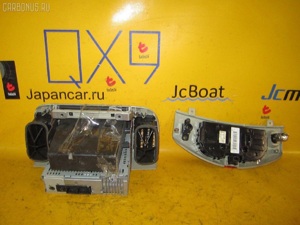 Блок управления климатконтроля NISSAN MARCH AK12 CR12DE. Фото 3