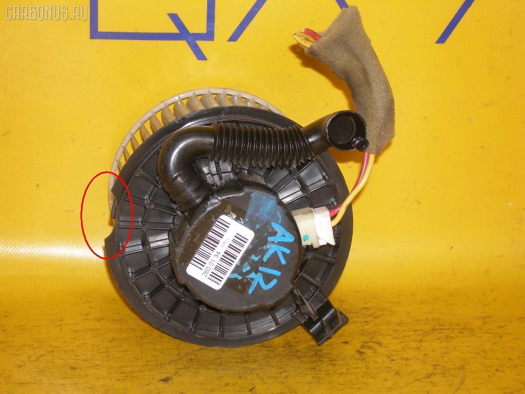 Мотор печки NISSAN MARCH BK12. Фото 8