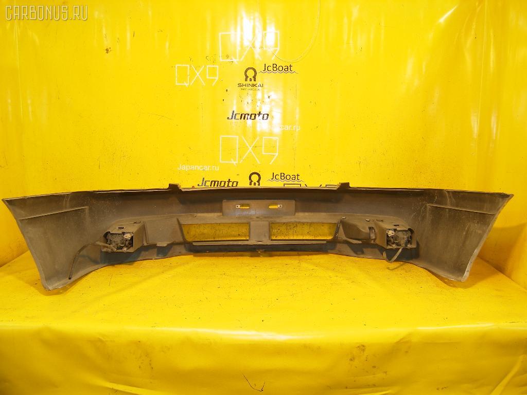 Бампер SUBARU LEGACY WAGON BH5. Фото 11