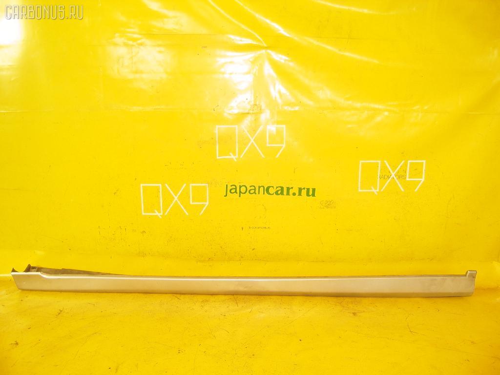 Порог кузова пластиковый ( обвес ) SUBARU LEGACY WAGON BH5. Фото 3