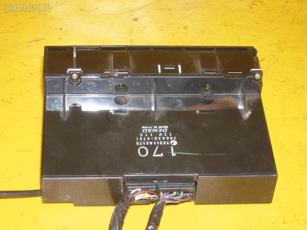 Блок управления климатконтроля SUBARU LEGACY WAGON BH5 EJ20. Фото 4