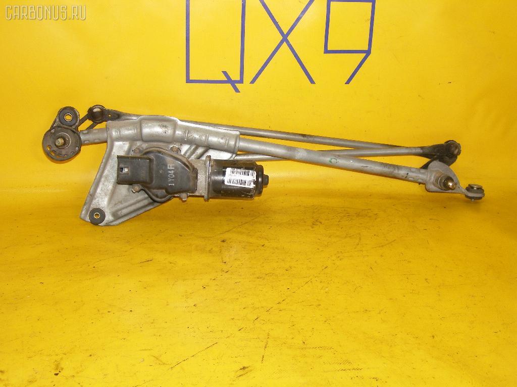 Мотор привода дворников SUBARU LEGACY WAGON BH5. Фото 2