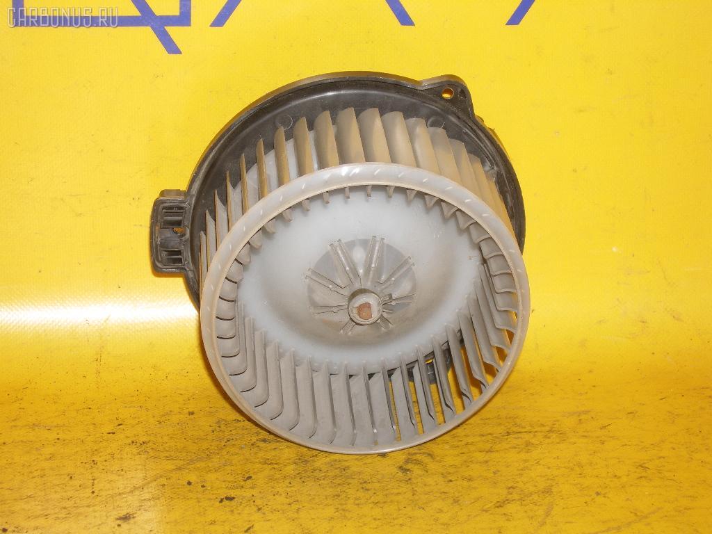 Мотор печки SUBARU LEGACY WAGON BH5. Фото 6
