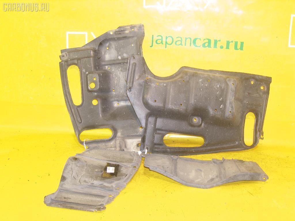 Защита двигателя TOYOTA VISTA SV50 3S-FSE. Фото 1