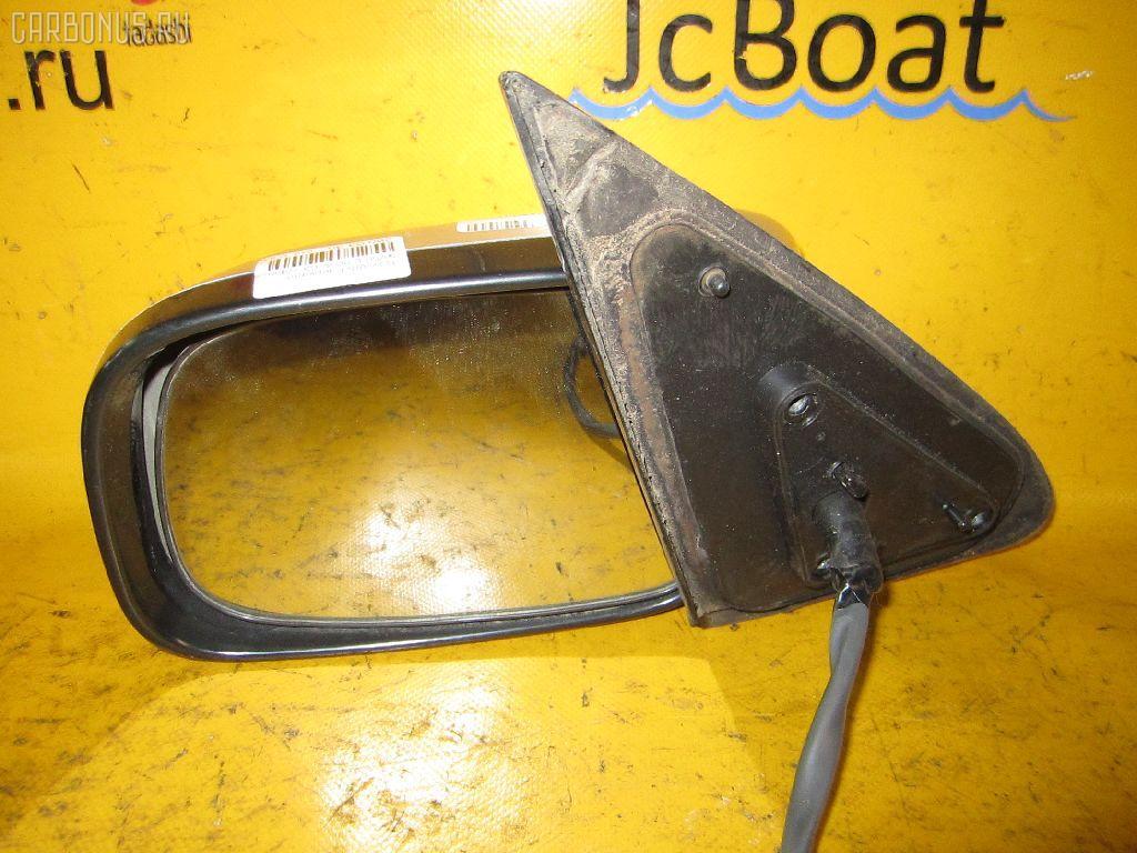 Зеркало двери боковой TOYOTA VISTA SV50. Фото 10