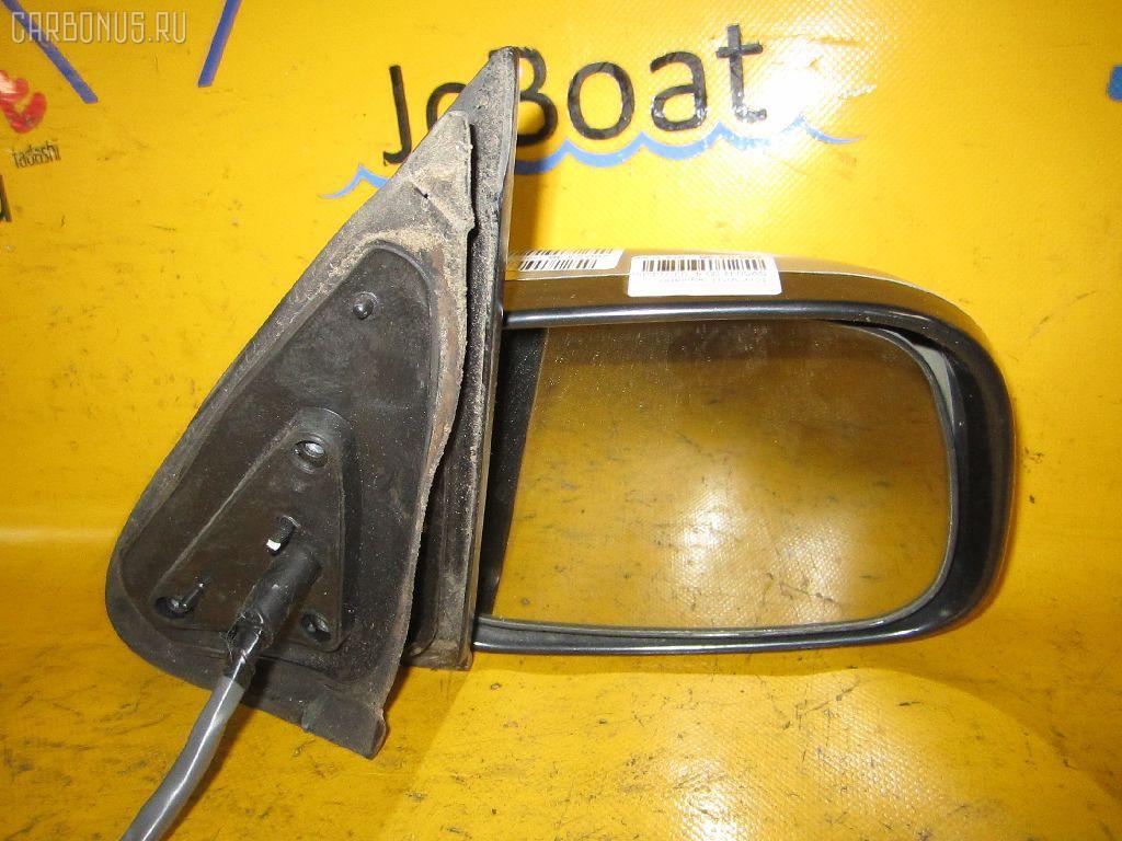 Зеркало двери боковой TOYOTA VISTA SV50. Фото 5