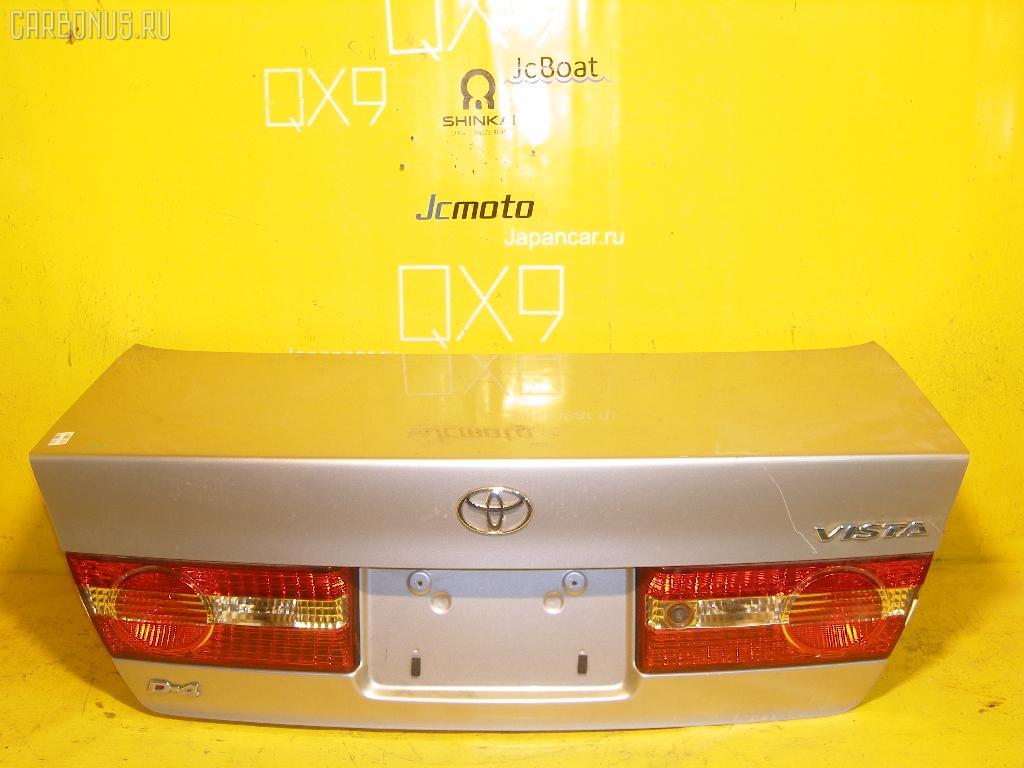 Крышка багажника TOYOTA VISTA SV50. Фото 10
