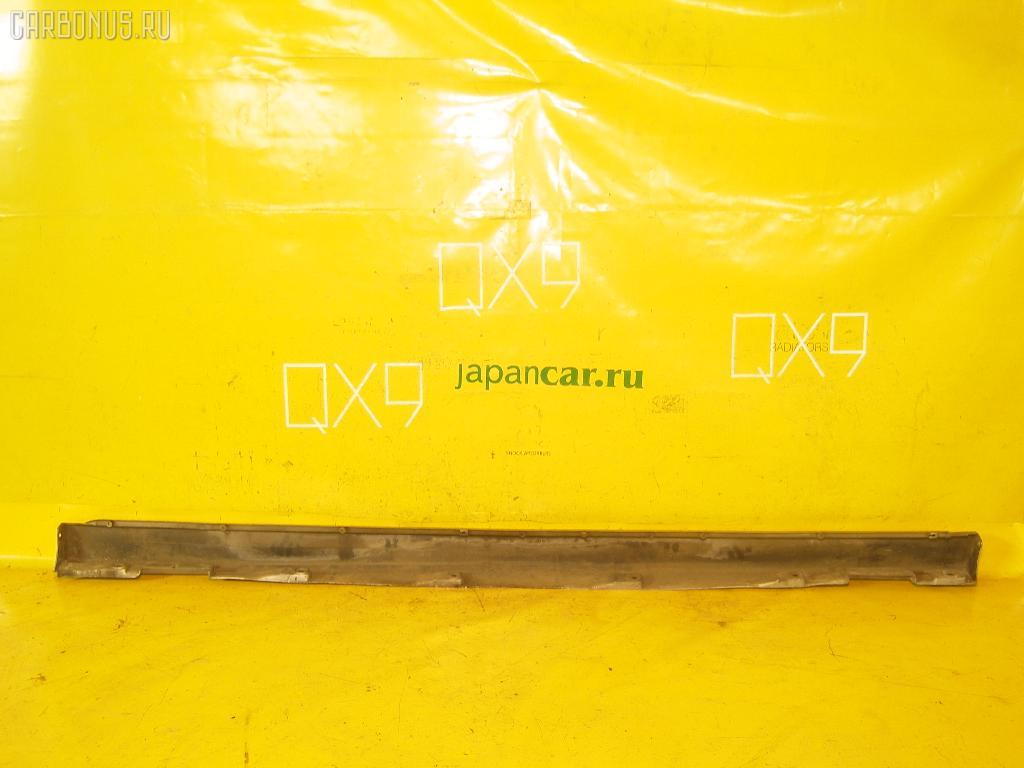 Порог кузова пластиковый ( обвес ) TOYOTA VISTA SV50. Фото 2