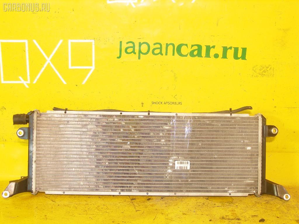 Радиатор интеркулера TOYOTA CELICA ST205 3S-GTE. Фото 5
