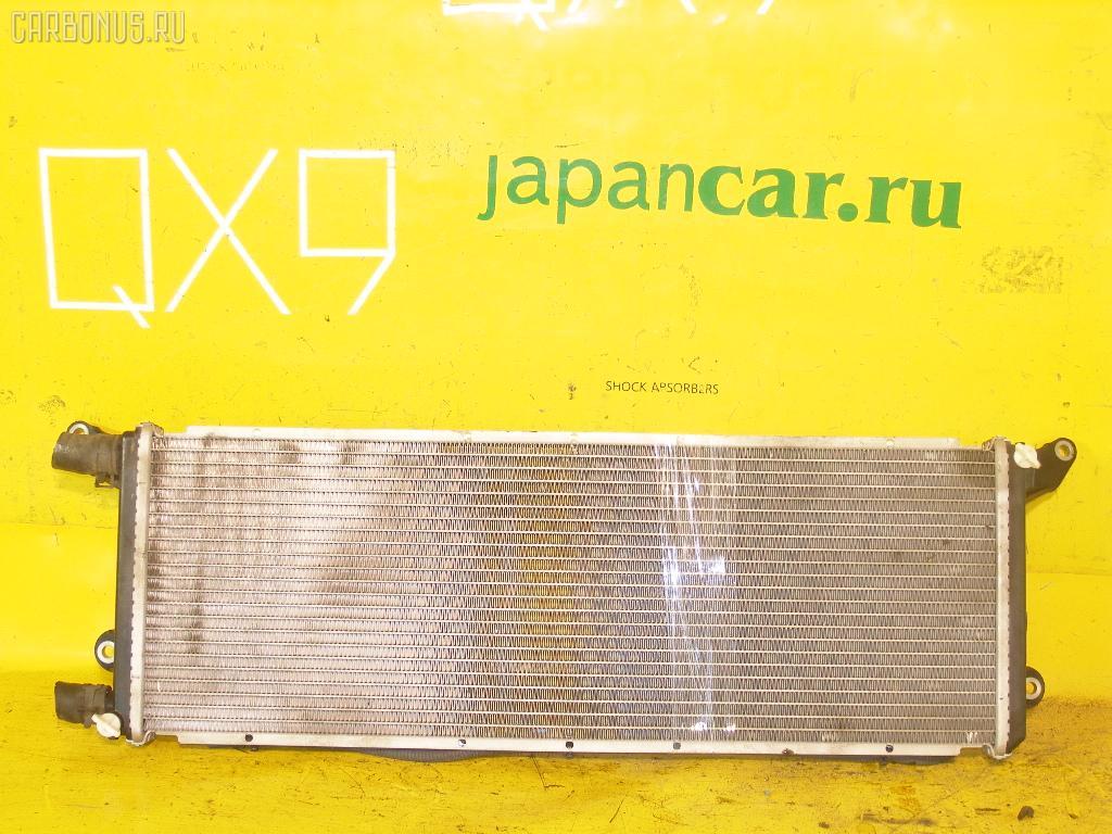 Радиатор интеркулера TOYOTA CELICA ST205 3S-GTE. Фото 6
