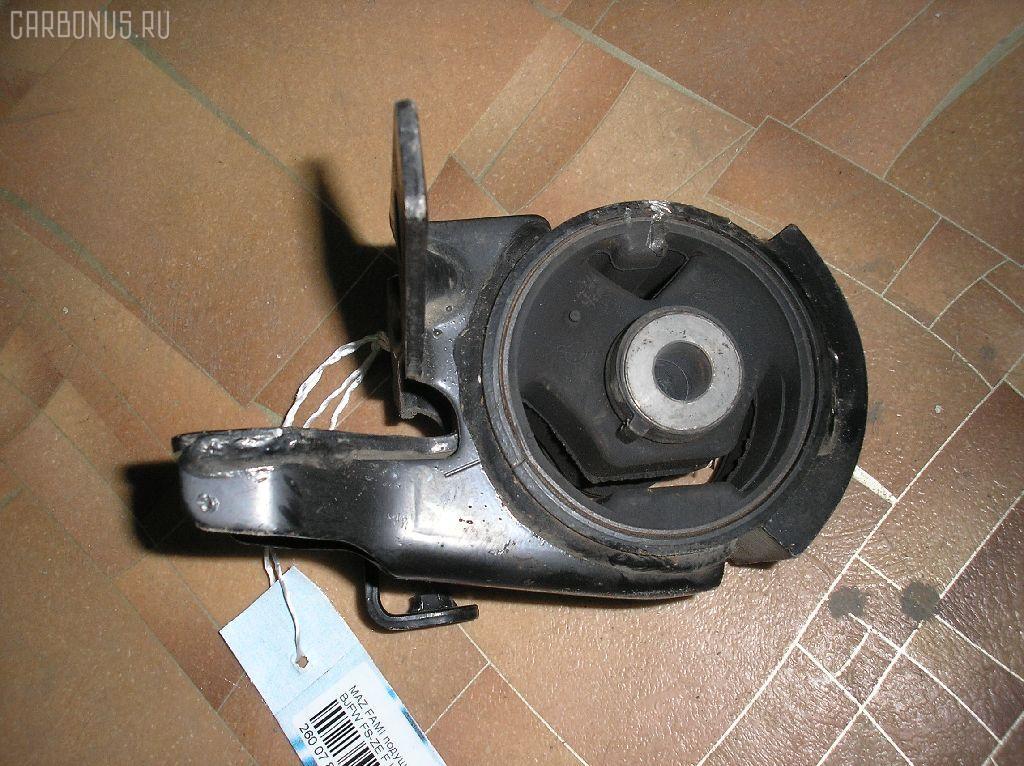 Подушка двигателя MAZDA FAMILIA S-WAGON BJFW FS-ZE. Фото 3