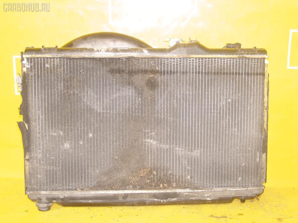 Радиатор ДВС TOYOTA JZX100 1JZ-GTE. Фото 4