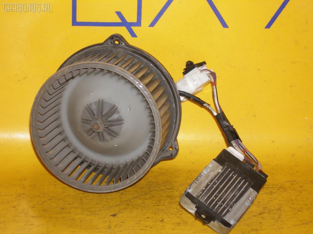 Мотор печки TOYOTA MARK II JZX100. Фото 2
